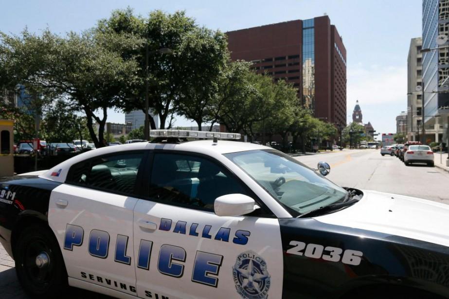 John Creuzot, qui chapeaute le comté de Dallas,... (PHOTO TONY GUTIERREZ, ASSOCIATED PRESS)