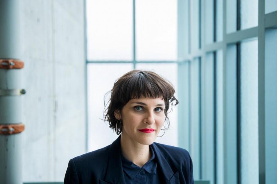 Dominique Leclerc, auteure et interprète principale de la... (PHOTO MARCO CAMPANOZZI, ARCHIVES LA PRESSE) - image 8.0