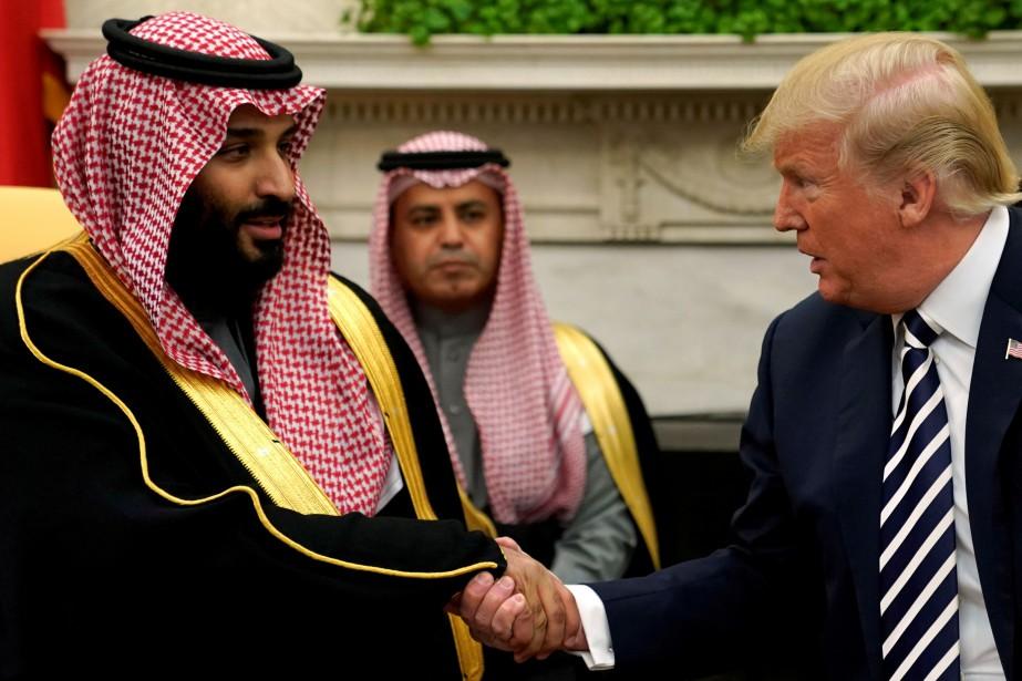 L'administration Trump veut contourner le Congrès pour vendre des armes à Riyad | États-Unis