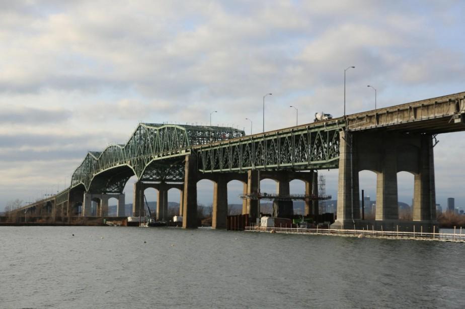 Fermeture du pont Champlain: «Il était temps»