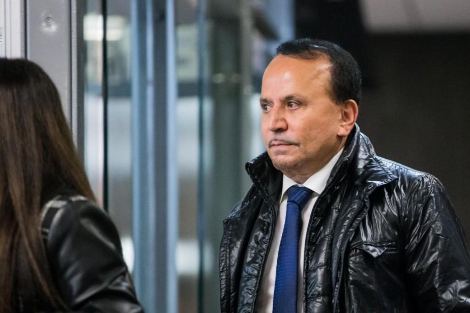Reza Tehrani a plaidé coupable le mois dernier... (PHOTO EDOUARDPLANTE-FRÉCHETTE, ARCHIVES LA PRESSE)