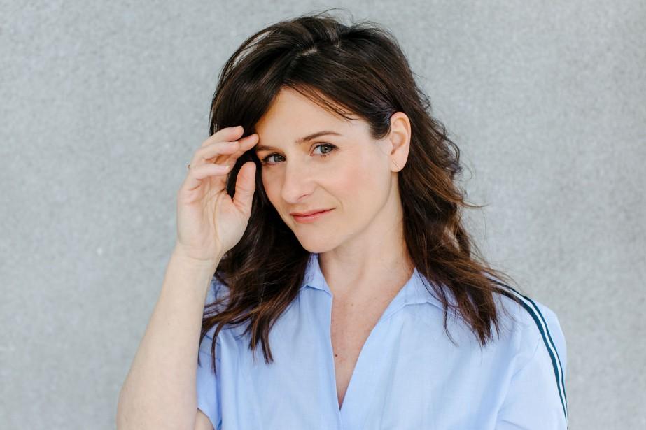 La comédienne Marie-Joanne Boucher présentera pour la première... (PHOTO MARI PHOTOGRAPHE, FOURNIE PAR LA LICORNE)