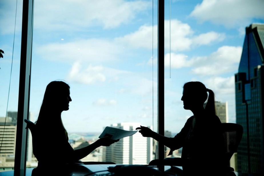 La proportion des femmes dans les conseils d'administration... (PHOTO FRANÇOIS ROY, ARCHIVES LA PRESSE)