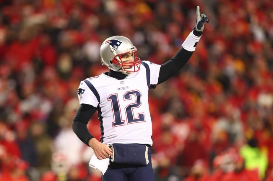 À 42ans, Tom Brady pourrait obtenir son autonomie... (PHOTOMARK REBILAS, ARCHIVES USA TODAY SPORTS)