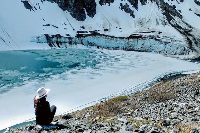 Entre Carcross, Territoire du Yukon et Skagway, Alaska (Crédit photo : Luc Fontaine)