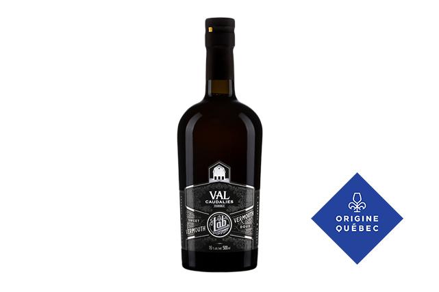 Vermouth doux Lab, Val Caudalies, Cantons-de-l'Est ()