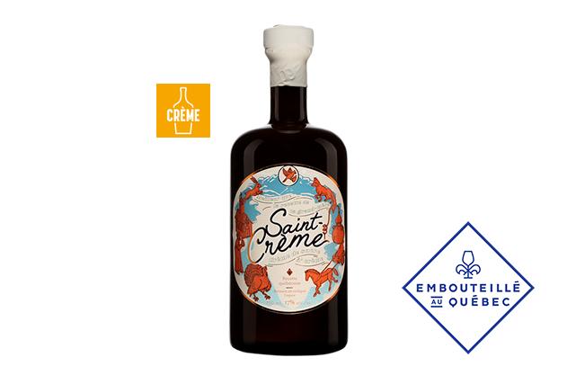 Saint-Crème, Distillerie Mariana, Mauricie ()