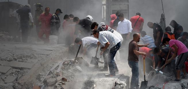 Séisme au Mexique: plus de 200 morts