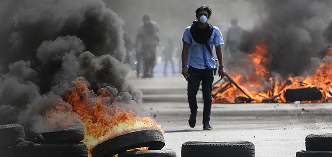 Manifs meurtrières au Nicaragua: le président annule sa réforme