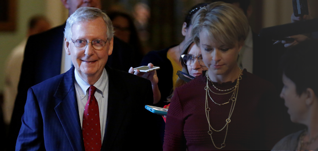 Juge Kavanaugh : les républicains pressent le pas