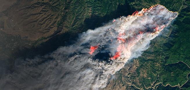 Incendie en Californie: le bilan le plus lourd de l'histoire de l'État