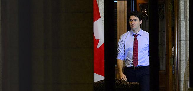 Trudeau écarte tout scénario d'élection anticipée