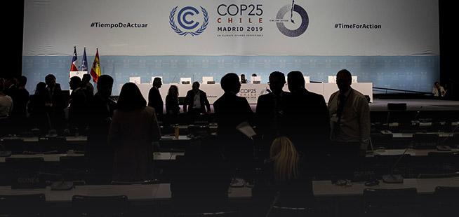 La COP25 adopte un accord peu ambitieux