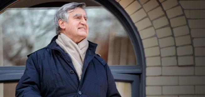 Lucien Bouchard: ?On est chanceux d'avoir Fran?ois Legault?